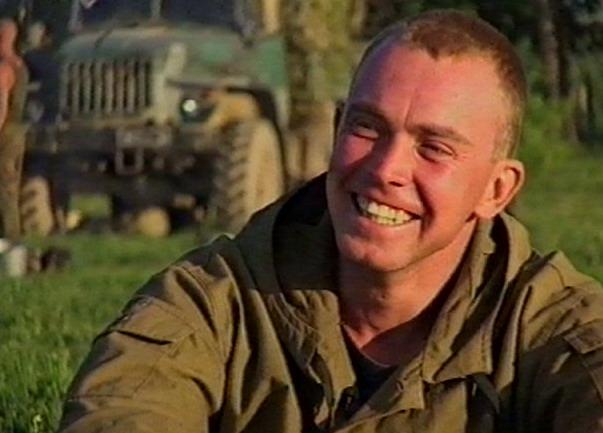 Витязь с улыбкой Гагарина