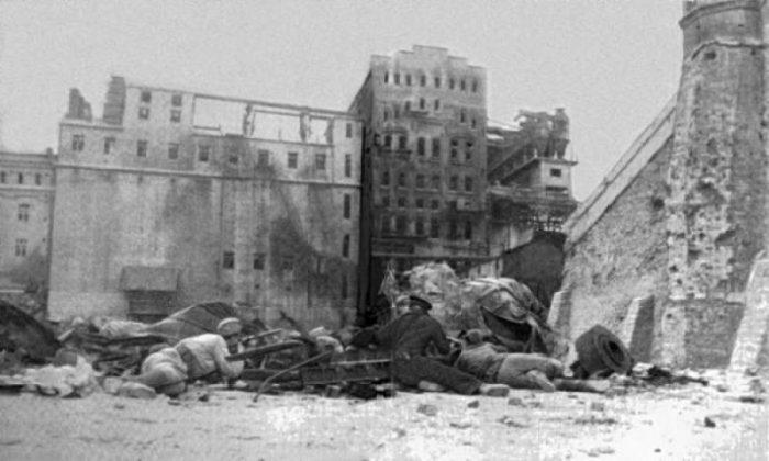 Новороссийский элеватор. История войн и хлеба