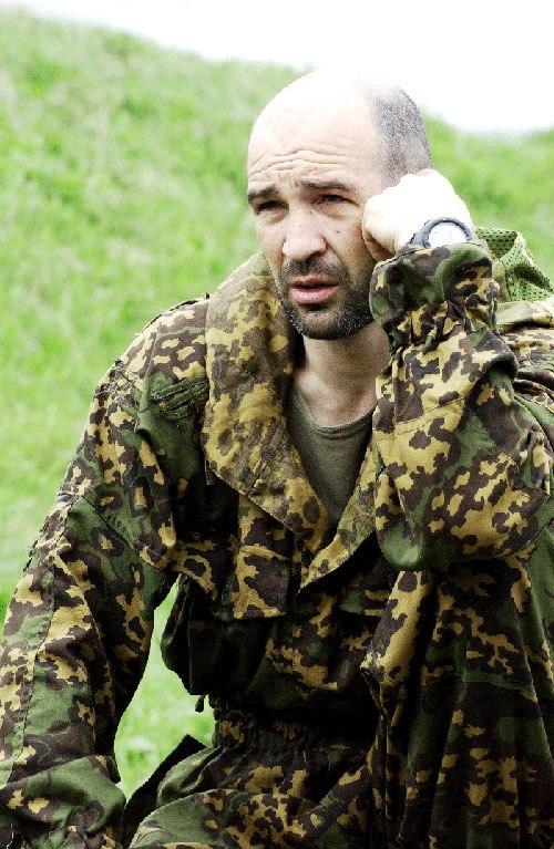 Первый погибший в Беслане спецназовец