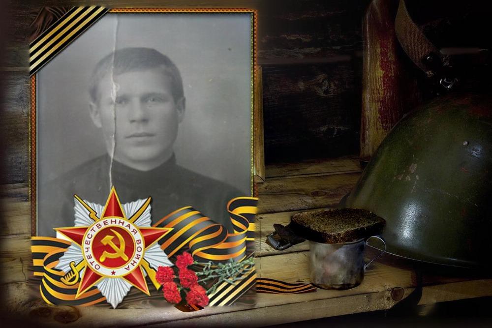 Мне позвонил мой дед, погибший на войне...