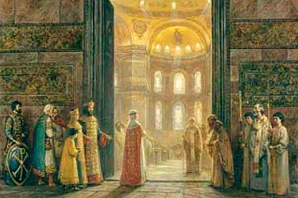 Мудрая княгиня Ольга – жена Игоря Рюриковича