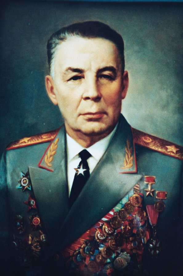 Генерал армии Дядя Вася