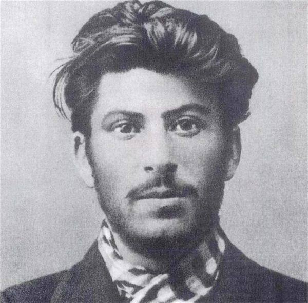 Как Сталин стал называться Сталиным