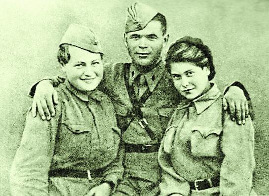 Сталинградский подвиг 19-летней медсестры