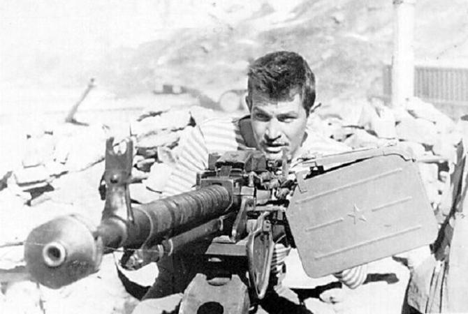 Афганская высота 19-летнего десантника