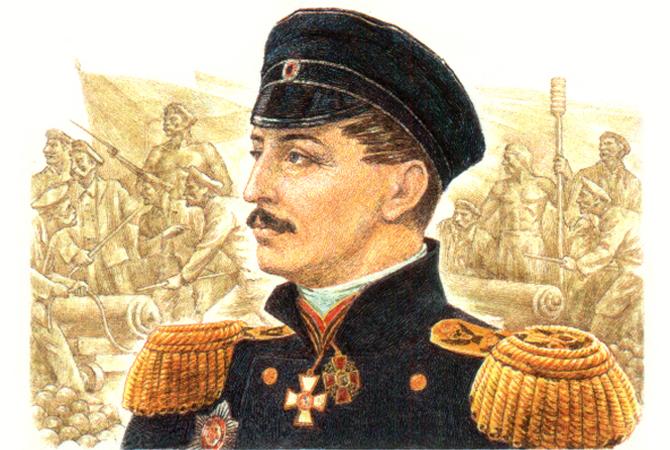 Турецкая дуэль Нахимова