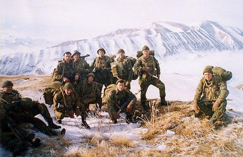 Русский десант покоривший весь мир