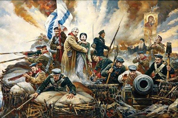 Из письма французского солдата в Крыму другу Морису 1854-1855 года