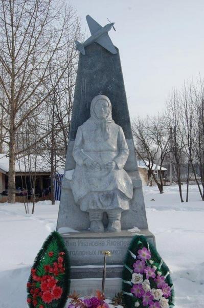 Есть женщины в русских селеньях