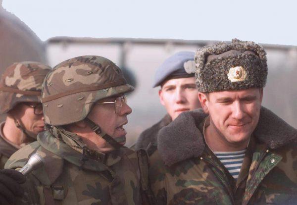 Из-за чего американцы боятся русских?