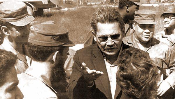 """Лейтенант дивизии """"дикарей"""": главный кумир Фиделя Кастро и Че Гевары"""