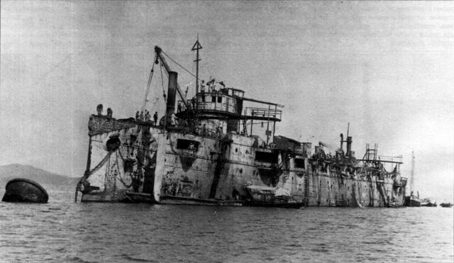 История русского крейсера «Варяг»