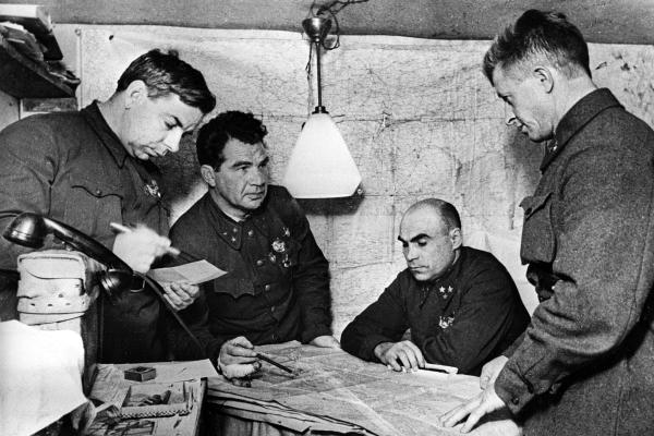 Маршал Сталинграда