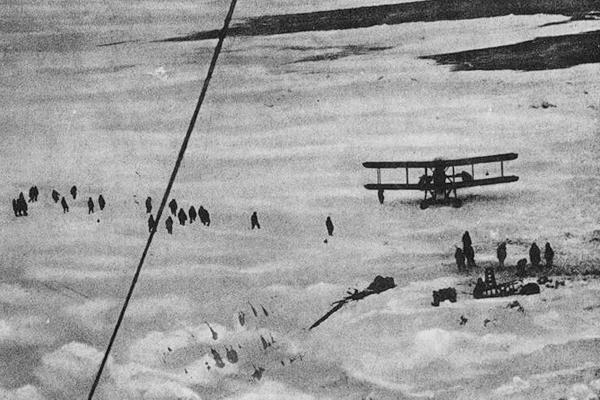 Операция «Челюскин» в Арктике
