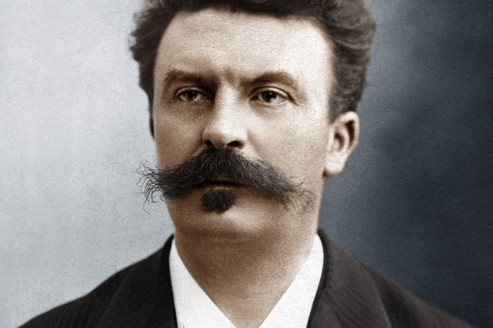 Великий любовник Ги де Мопассан