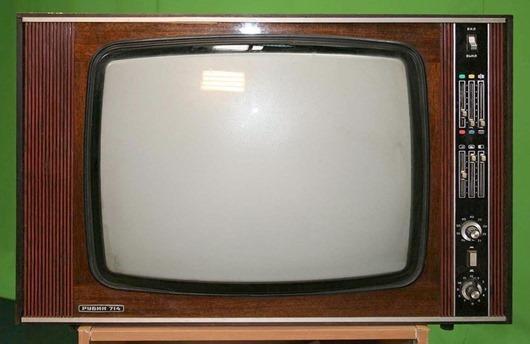 Десять легендарных советских телевизоров