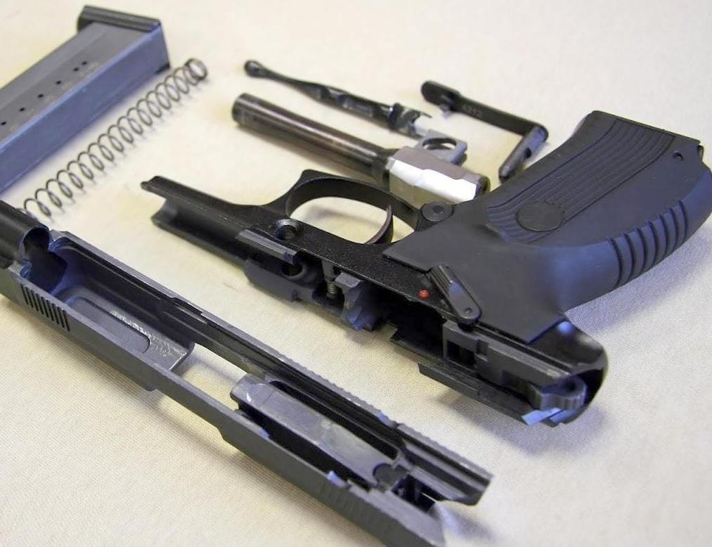 История создания ПЯ (пистолета Ярыгина)