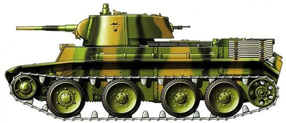 Подвиг танкиста. Один против трех