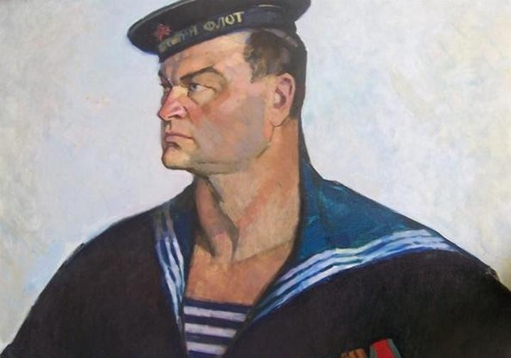 Владимир Никитович Кайда — матрос, убивающий кулаком
