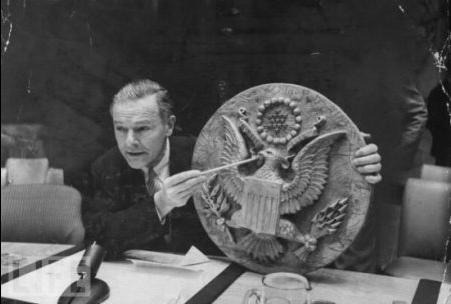 """Советский """"жучок"""" восемь лет находился в посольстве США!"""