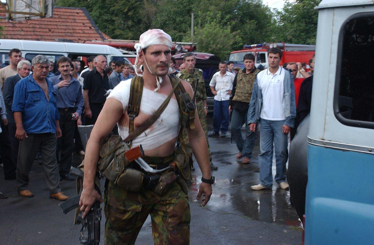 """""""Русский Танк"""", который видел сон о Беслане..."""