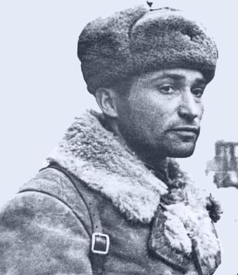 Как сын Чапаева фашистов бил