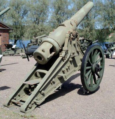 Подвиг старых артиллеристов