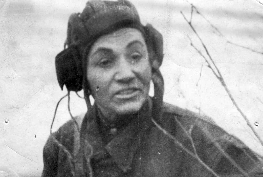 Герой Советского Союза — Октябрьская Мария Васильевна