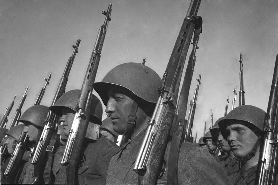 Простой солдат Павел Рябухин