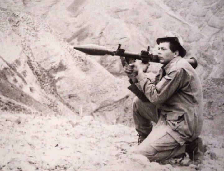 Простой русский Солдат — сержант Каленов
