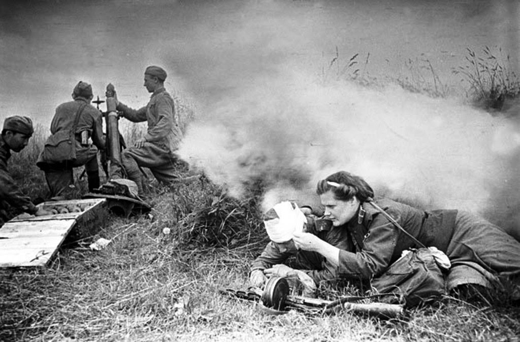 Картинки во время войны