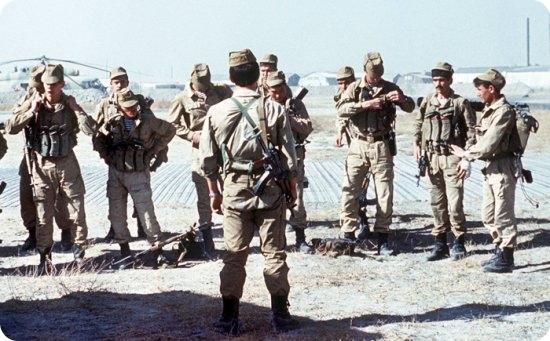 Первое поражение «Черных аистов» бен Ладена