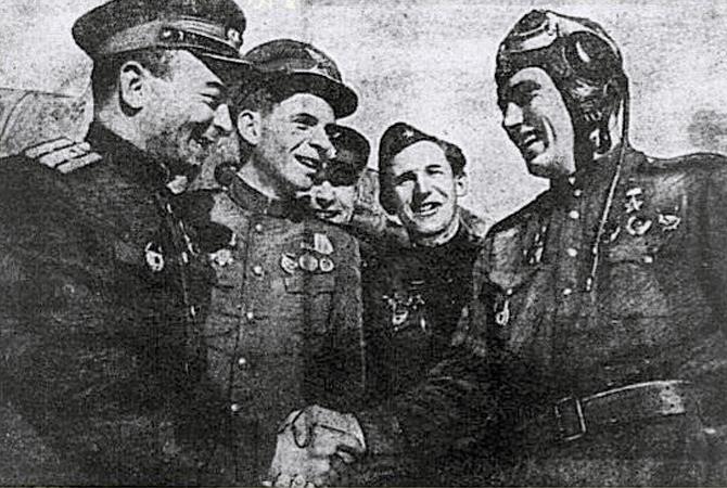Защитник Ленинградского неба