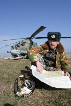 Герой России, кавалер четырех орденов Мужества