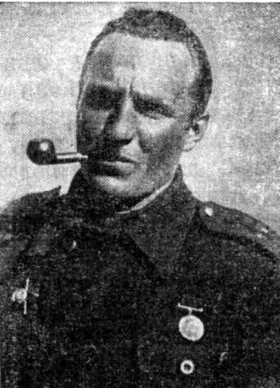 Как русский лейтенант дал Гитлеру оплеуху...
