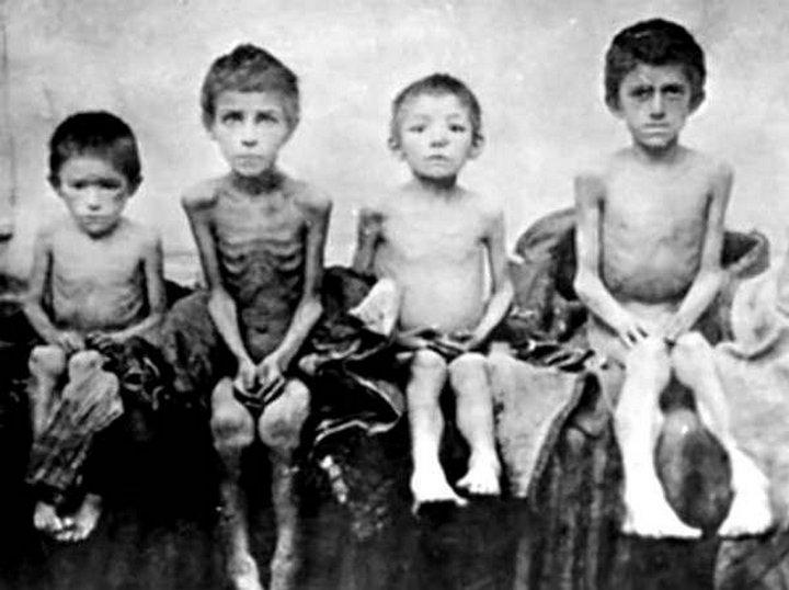 Что вспоминали дети войны о первом годе оккупации...