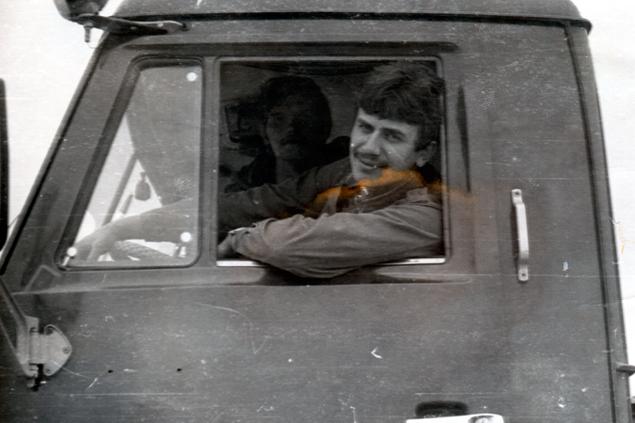 Воспоминания Юрия Слатова об Афгане...