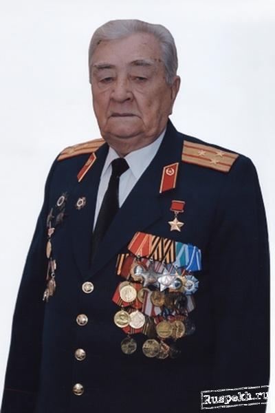 Герой Советского Союза Михаил Булатов