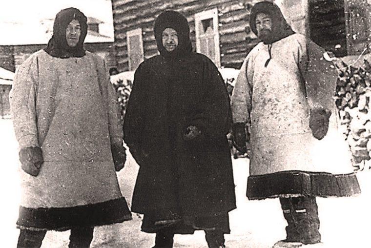 Три истории русских путешественников