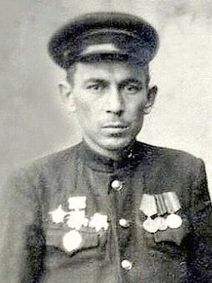 Прославленный снайпер Ахметьянов Ахат Абдулхакович