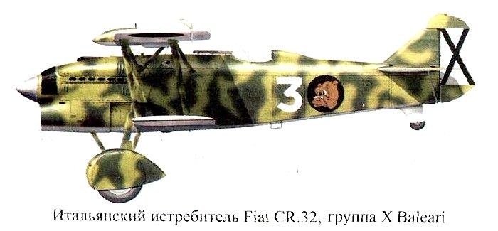 Генерал — майор Лакеев Герой испанского неба