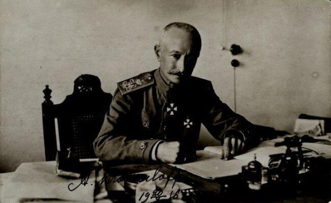 Герой Первой Мировой: генерал Алексей Брусилов