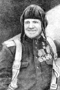 Героический летчик Гулаев Николай Дмитриевич