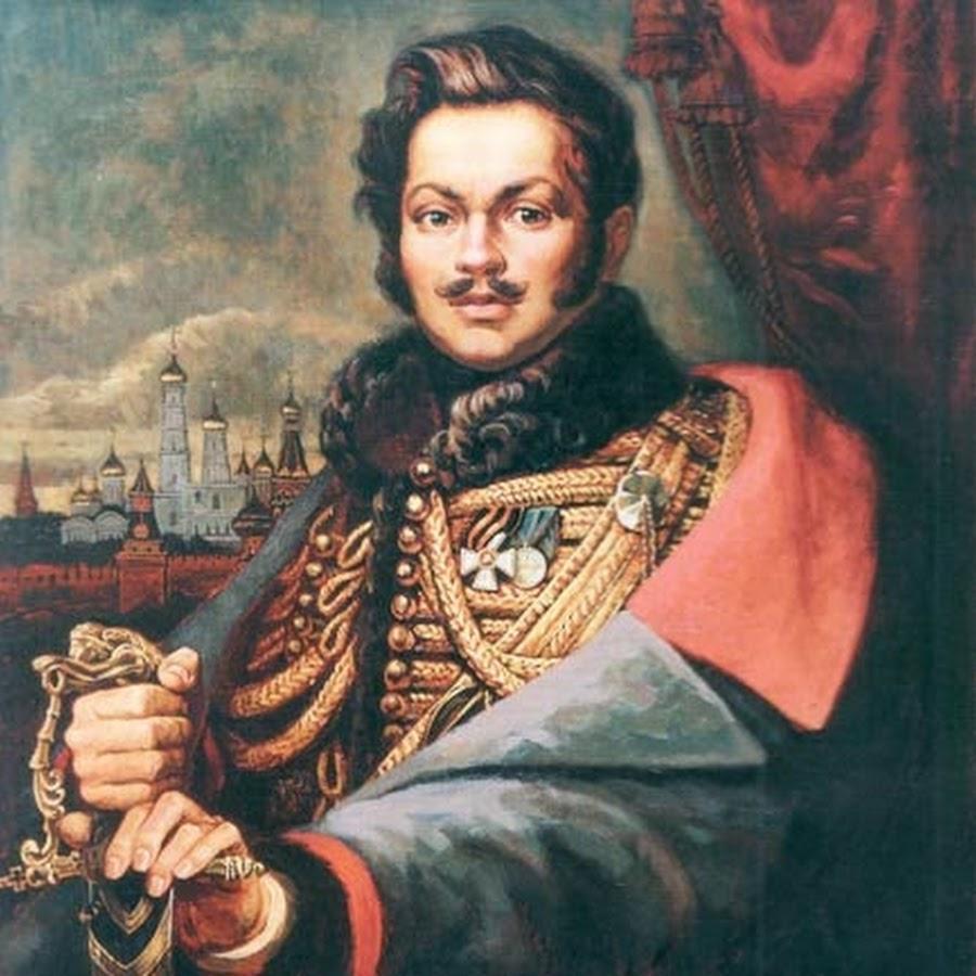 Герой войны с Наполеоном - гусар Денис Давыдов