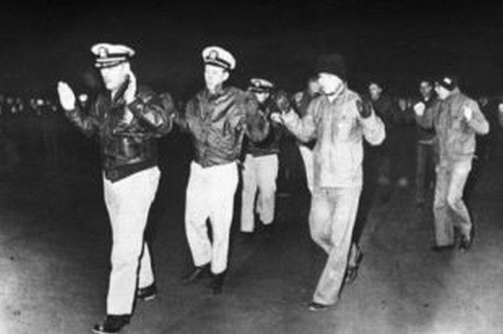 Самое большое унижение американского флота