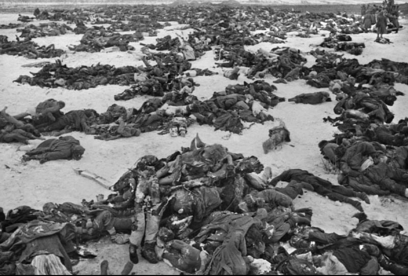 «В Сталинграде Бога нет!»