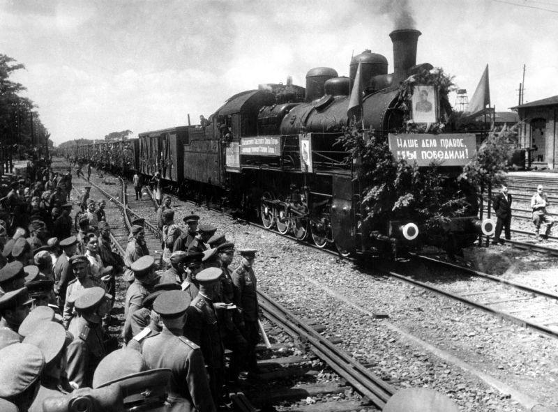 Железная дорога вов картинки