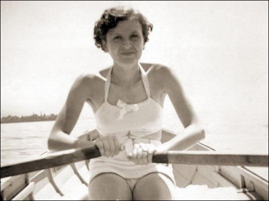 Ева Браун: главная женщина Гитлера
