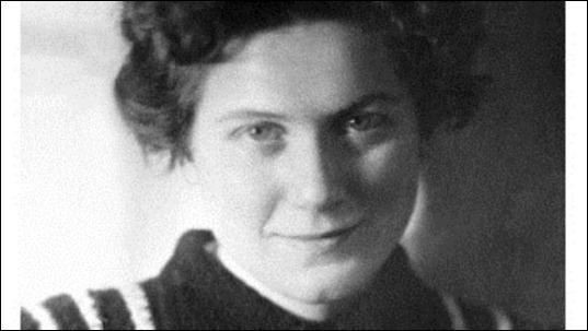 Дочь Сталина Светлана Аллилуева