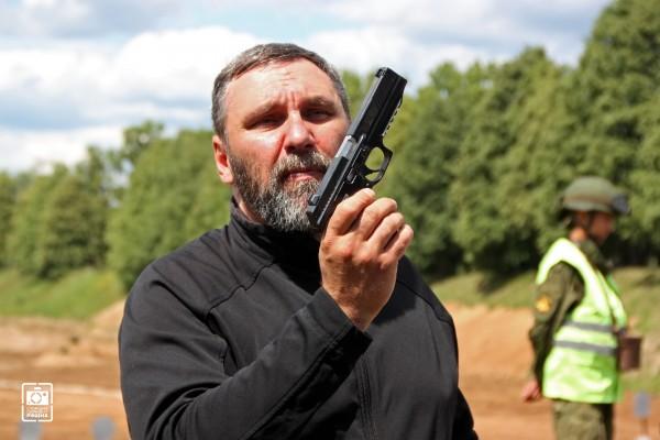 Смертельное оружие «Калашникова» — пистолет Лебедева